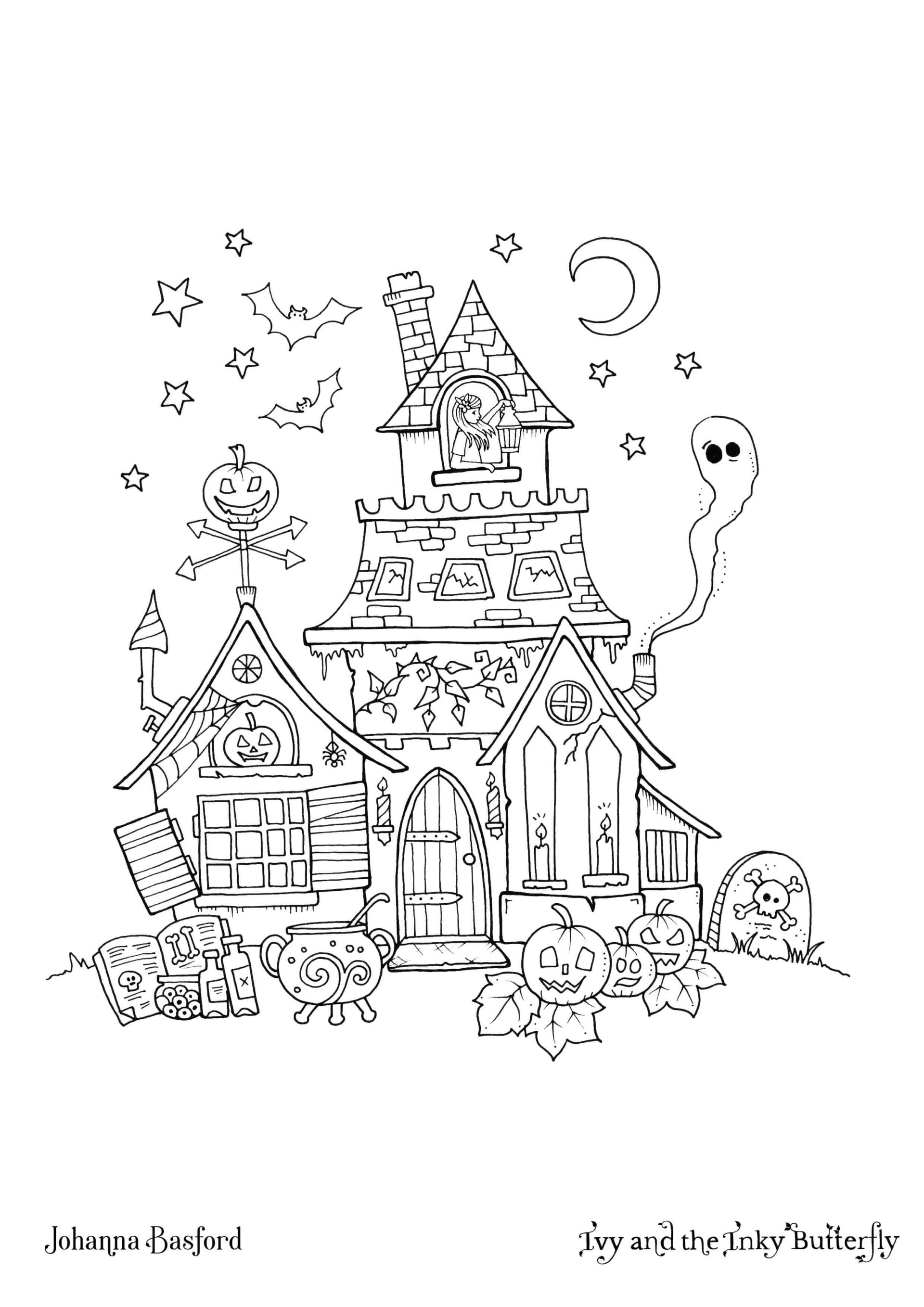 johanna coloring pages - photo#6