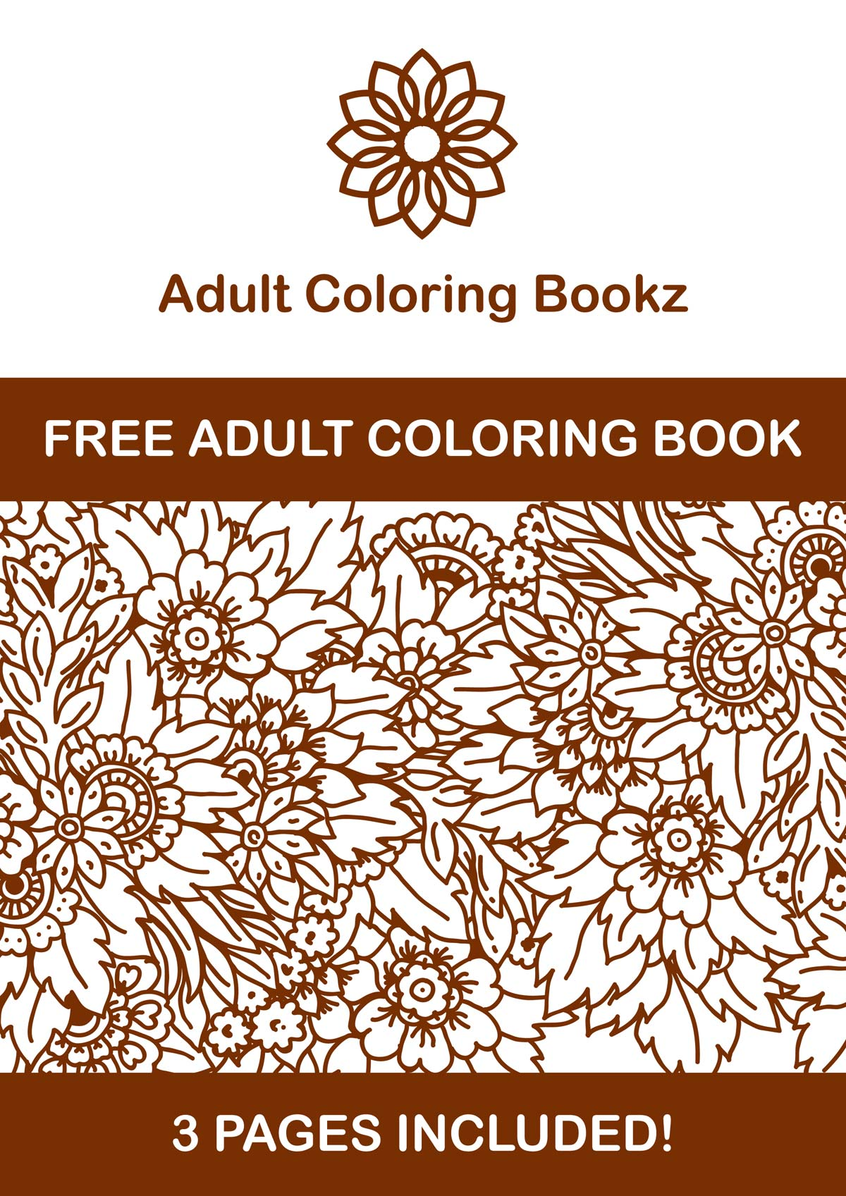 Free Coloring Book For Adult