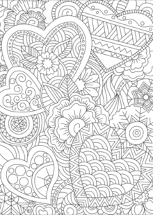 Zentangle Patterns – 1