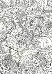Zentangle Patterns – 2