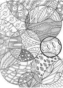 Zentangle Patterns – 3
