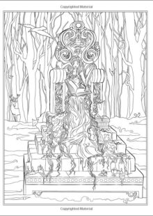 Adult Coloring Page Fantasy Cool Collection 781 best Fantasy Coloring Pages for Adults images on