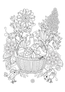 easter coloring pages 5
