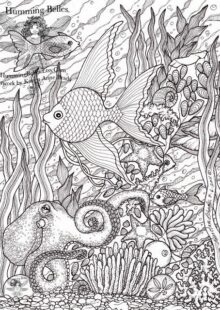 ocean coloring pages 1