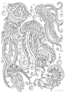 ocean coloring pages 6
